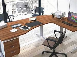 Bureau Plan De Travail : postes de travail oxi i ~ Preciouscoupons.com Idées de Décoration