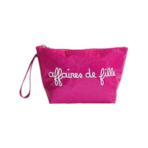 trousse de toilette ado fille trousse de toilette fille pochette affaires de fille glitter trousse de maquillage girly ado