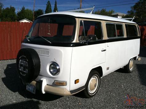volkswagen microbus 1970 1970 vw cer bus