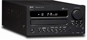Nad C715 Stereo Receiver With Built