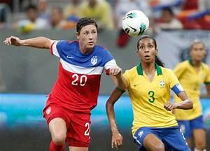 U.S. Women's Soccer Team Finishes Second In Brazilian ...