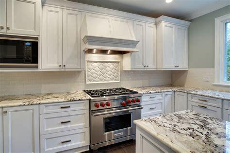 backsplash kitchen photos new custom homes globex developments inc custom home 1431