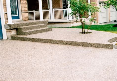 exposed aggregate lock crete paving ltd