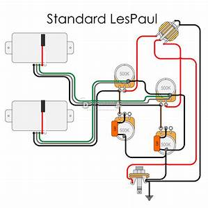 Epiphone Traditional Pro Wiring Diagram