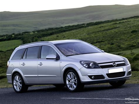 Opel Astra 2010 by 2010 Opel Astra H Caravan Pictures Information And