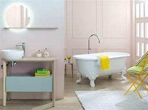 50 salles de bains romantiques elle decoration With salle de bain romantique photos