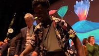 Le triomphe de Anthony Nti au festival de Clermont Ferrand ...