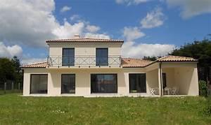 maison avec balcon terrasse at74 jornalagora With ordinary exemple de maison neuve 6 exemple modele maison r 1