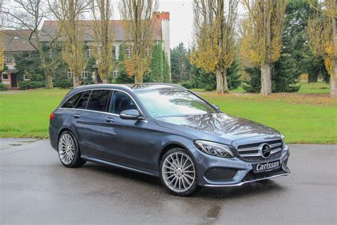 C Class Estate Wallpaper by 2014 Carlsson Mercedes C Klasse Estate Amg Line S205