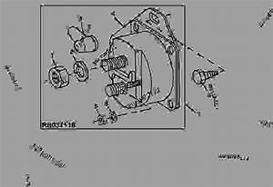 Starting Circuit Relay  03e06  - Tractor John Deere 4440 - Tractor
