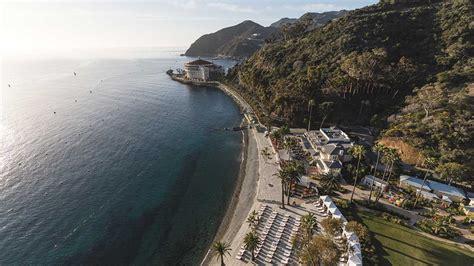 quick guide  santa catalina island california