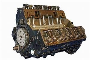 Gm Chevrolet 350 5 7 Premium Long Block 1996