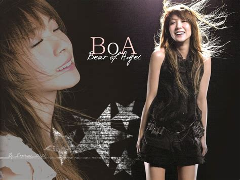 boa boa wallpaper  fanpop