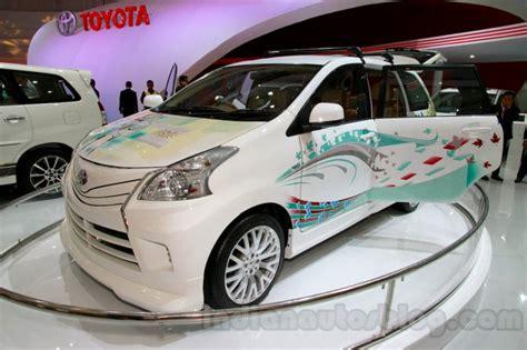 toyota innova avanza special editions iims 2014