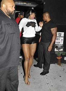 Remy Ma celebrates freedom with trip to the strip club ...