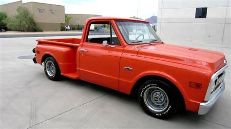 1968 chevrolet c 10 stepside fully restored clean az truck for sale call joey 480 205 5880