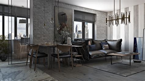 industrial interior design    inspirations