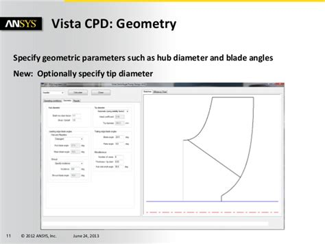 track   ansys turbomachinery cfd system  update
