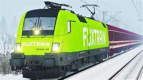 flixtrain gefaehrliche ueberraschung lzb ausfall train