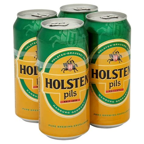 Holsten Pils 12X 500ml | Alcohol and Booze