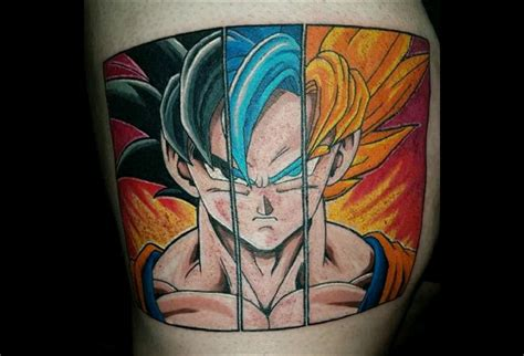 tatouage dragon ball kame hame ha tattoome le