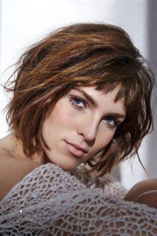 charmant tendance coiffure hiver  cheuveux de