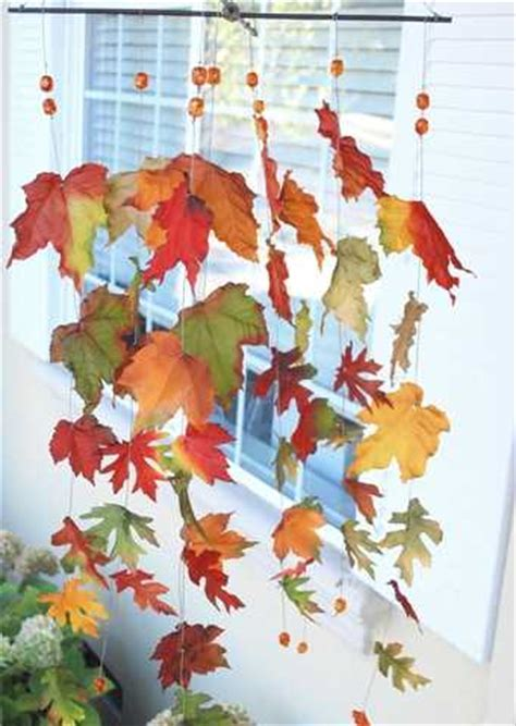 interior home decorations 12 creative home decor ideas fall leaves and