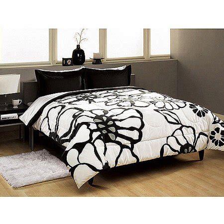 modern bloom comforter set walmartcom