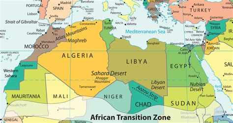 north africa   african transition zone
