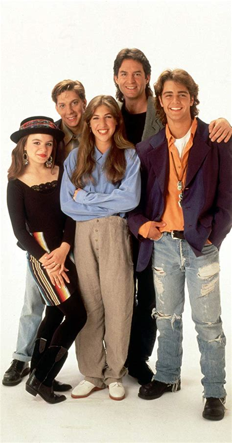 brittany murphy party of five cast blossom tv series 1990 1995 imdb
