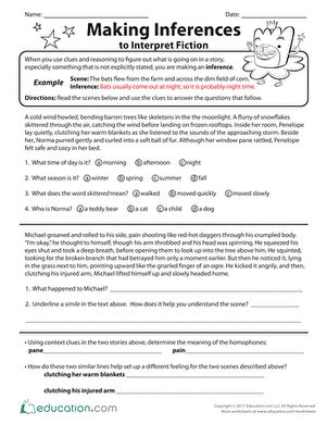 5th grade comprehension worksheets free printables