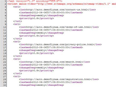 Google Yahoo Sitemaps Classifieds Software Plugins