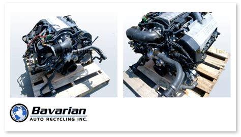 Used Bmw 745i Engine E65 Bmw 745lil Oem Bmw Replacement Engine