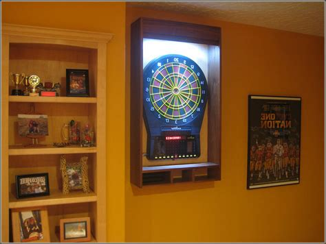 dart board cabinet diy dartboard cabinet the of this cabinet is pine with plywood
