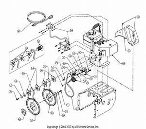 Mtd 31ae665e118  1998  Parts Diagram For Belt Drive I 31ae665e