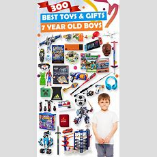 Best Toys And Gifts For 7 Year Old Boys 2018  Toy Buzz