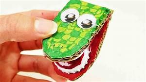 Kinderspielzeug Selber Machen : spielzeug selber machen klapperkrokodil einfach selber machen youtube ~ Orissabook.com Haus und Dekorationen