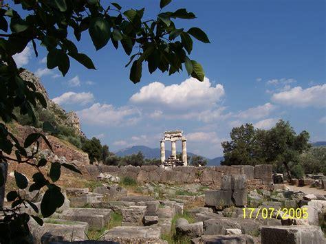 Complesso archeologico di Delfi-Grecia - Viaggi, vacanze e ...