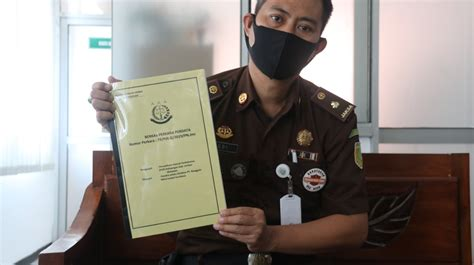 Wali berakhir sesuai ketentuan pada pasal 16 peraturan pemerintah nomor. Gugatan Perdata Perkara Karet PDP Kahyangan Dimenangkan ...