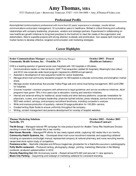 professional resume writing services nashville tn
