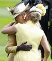 Zara Phillips sparks baby rumours at Royal Ascot with ...