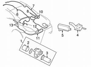 convertible top parts for 2007 pontiac g6 gm parts club With pontiac g6 convertible top parts on wiring diagram for 2008 g6