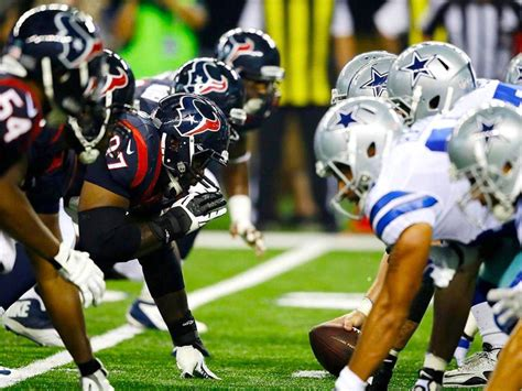 texans  cowboys  stream nfl