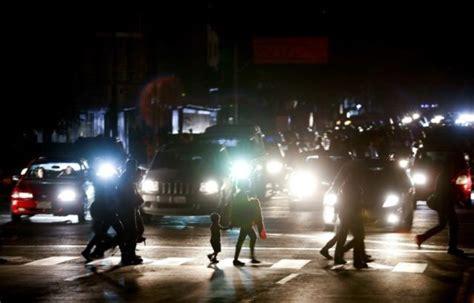 massive venezuela power outage raises tensions  crisis