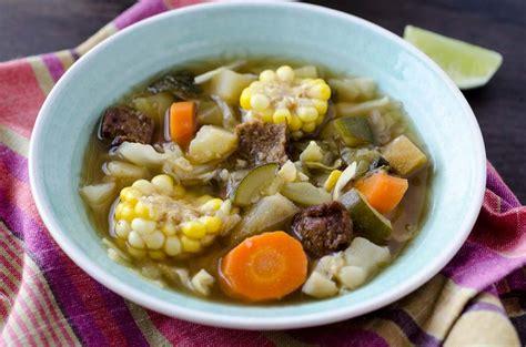 Caldo De Res Recipe In Spanish