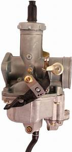 Carburetor - 27mm  Manual Choke With Primer