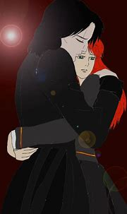Lily and Severus by SueWeasley.deviantart.com on ...