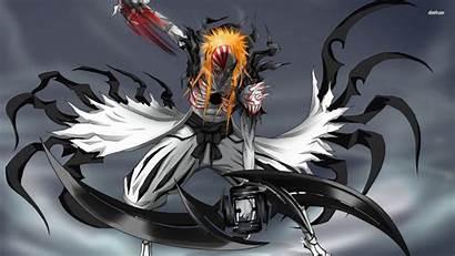 Bleach Ichigo Hollow Anime Wallpapertag
