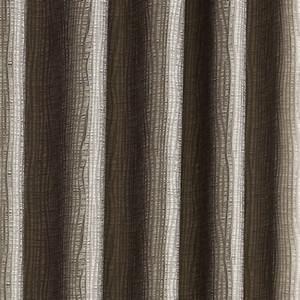 Ziggi textured weave eyelet curtains heather for Silk curtains texture