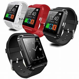 100% Original U8 Bluetooth Smart Wrist Watch Phone Mate ...